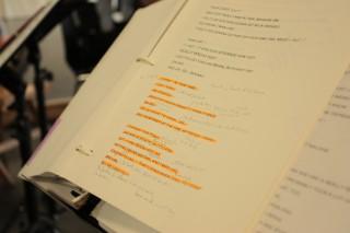 """""""Life and Times, Episode 2"""", das Libretto."""